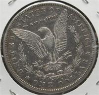 1883-S Morgan Silver Dollar.