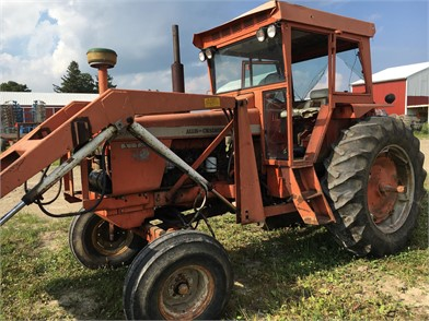 allis chalmers wd wiring harness allis chalmers 100 hp to 174 hp tractors auction results 88  allis chalmers 100 hp to 174 hp