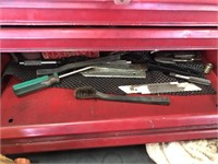 Very large lot including large Metal Work Bench