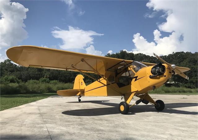 1947 PIPER J-3 CUB For Sale In Saint Augustine, Florida