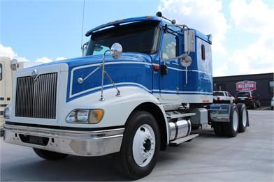 INTERNATIONAL 9400 Conventional Trucks W/ Sleeper For Sale