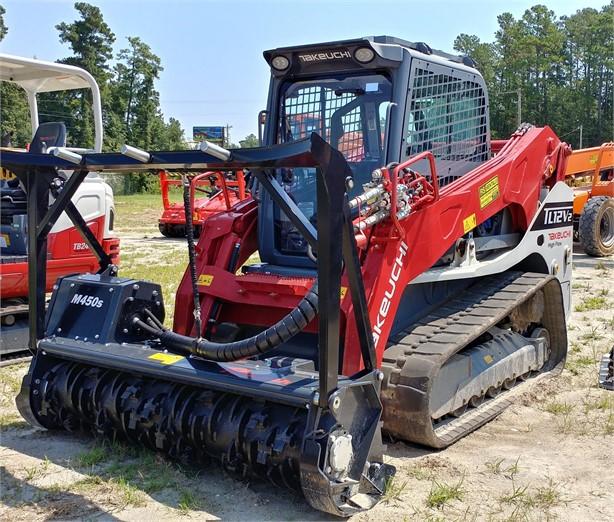 TAKEUCHI Mulchers Logging Equipment For Sale - 16 Listings