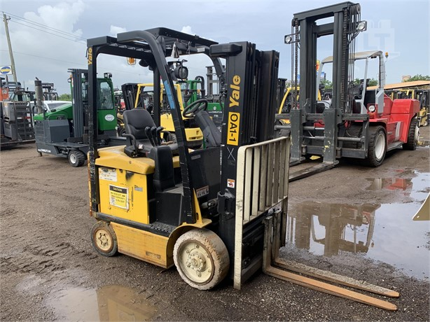 YALE ERC050 Forklifts For Sale - 59 Listings | LiftsToday