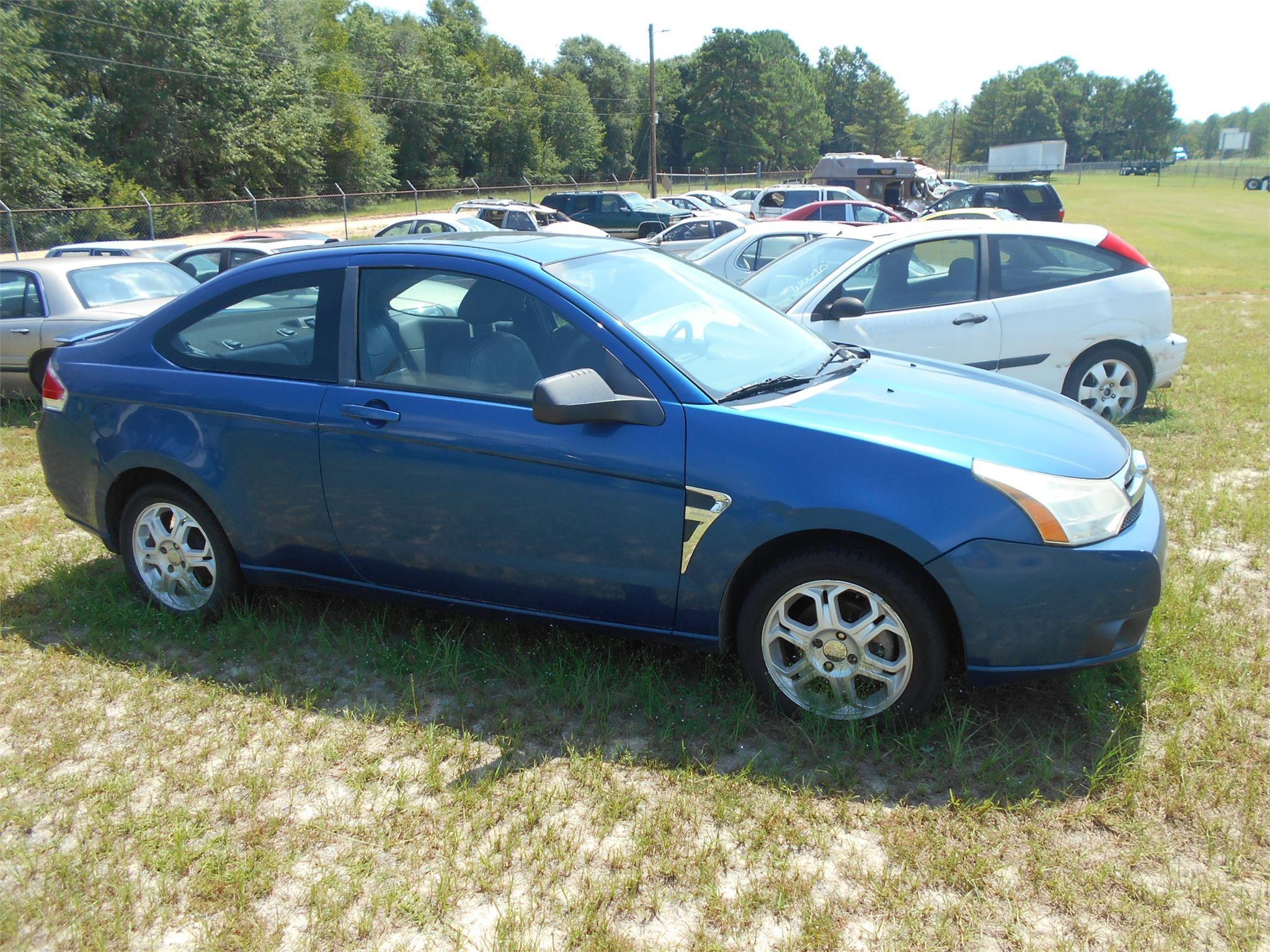 2008 Ford Focus For Sale >> 2008 Ford Focus Se