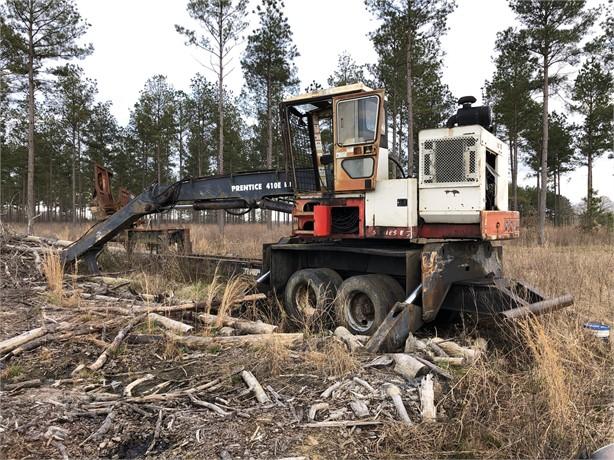 PRENTICE 410 Log Loaders Logging Equipment For Sale - 9
