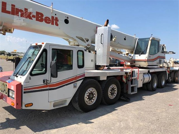 Telescopic Boom Truck Cranes For Sale - 726 Listings