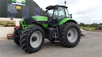 Used DEUTZ FAHR Tractors for sale in Ireland - 98 Listings