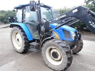 NEW HOLLAND TL80 for sale in the United Kingdom - 6 Listings