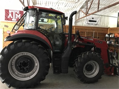 CASE IH FARMALL 110U For Sale - 16 Listings | TractorHouse
