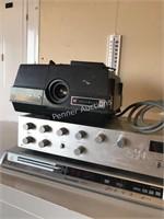 Anscomatic 680, Stereo Equipment