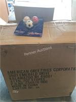 Case of Roller Stampers Balls