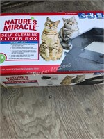 Nature's Miracle Self-Cleaning Littler Box