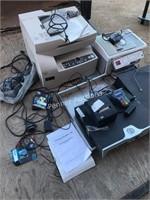 Printer/Copiers, POS Computer, Cash Drawer