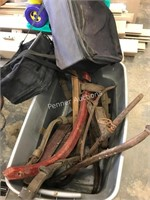 Motorcycle Saddle Bags, Horse Equipment