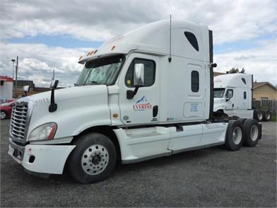 FREIGHTLINER CASCADIA 125 Trucks For Sale - 11560 Listings