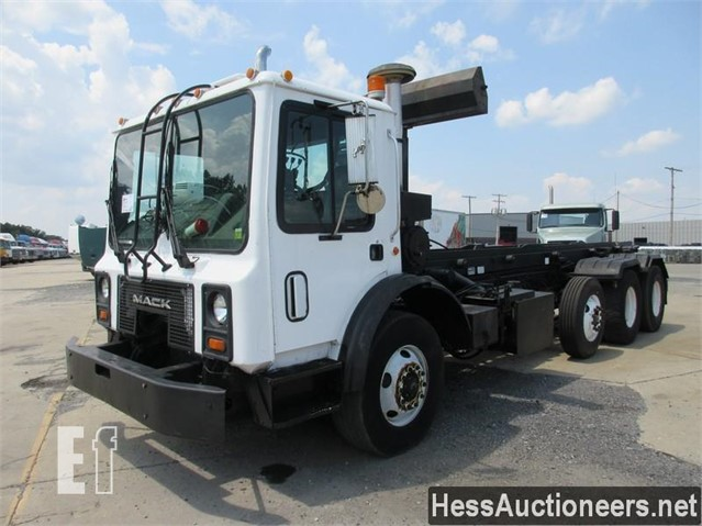 Equipmentfacts Com 1999 Mack Mr688s Online Auctions