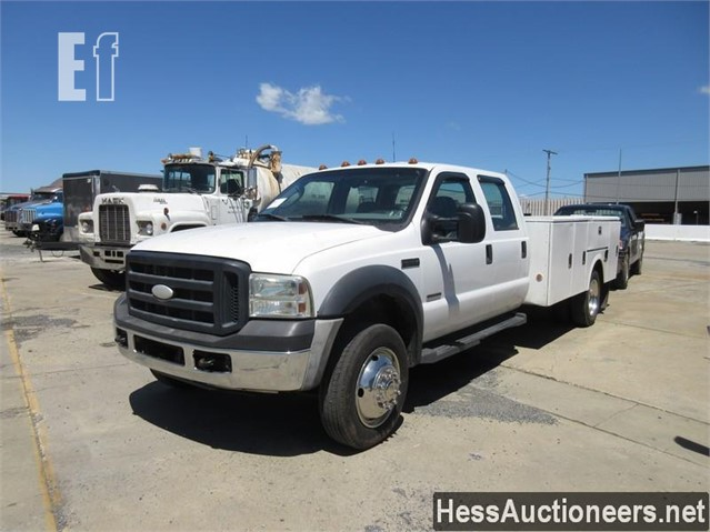 F550 For Sale >> 2007 Ford F550