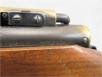 Benjamin Franklin Model 342 22 Pellet Gun-