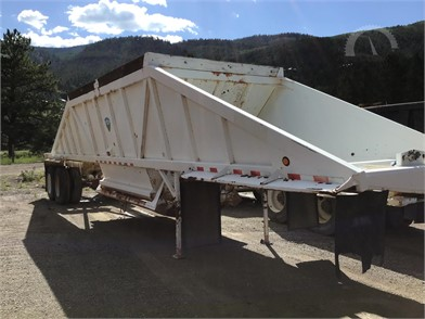 Dump Trailers Online Auctions - 18 Listings | AuctionTime