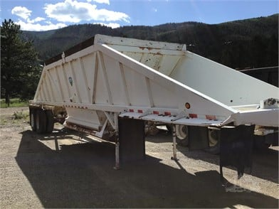 Belly Dump Trailers For Sale - 635 Listings | TruckPaper com