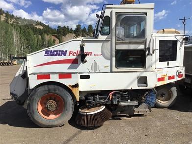 ELGIN Sweepers / Broom Equipment For Sale - 106 Listings