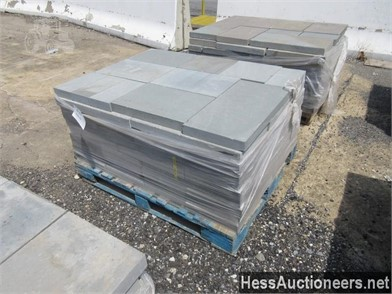 1 Skid Of 2 Thermal Bluestone Patio Kit Other Auction Results In Pennsylvania 6 Listings Tractorhouse Com Page 1 Of 1