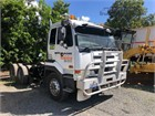 UD CWB483 Prime Mover
