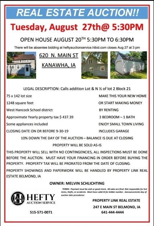 real estate auction hibid auctions iowa hibid iowa