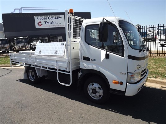 2008 Hino 300 Series 616 Trucks for Sale