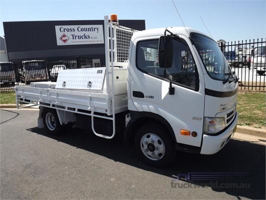 2008 Hino 300 Series 616 - Truckworld.com.au - Trucks for Sale