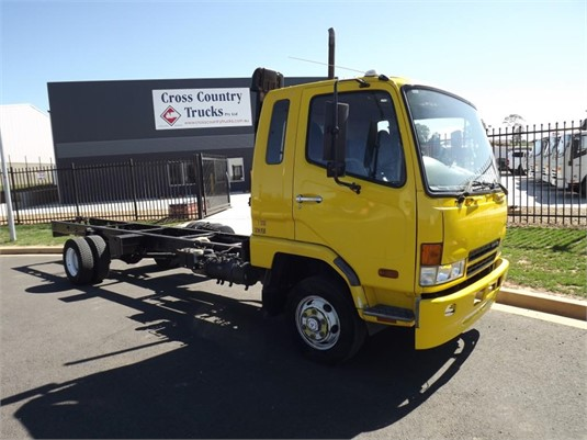 2006 Fuso Fighter 5 - Trucks for Sale