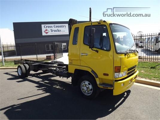 2006 Fuso Fighter 5 - Trucks for Sale