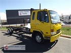 2006 Fuso Fighter 5 Cab Chassis