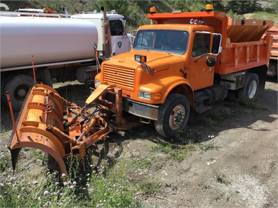 INTERNATIONAL 4900 Dump Trucks For Sale - 79 Listings