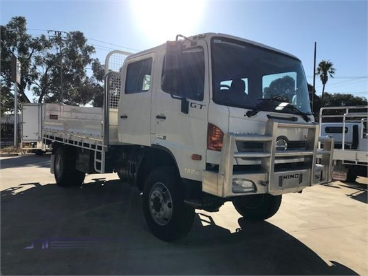 2012 Hino 500 Series 1322 GT 4x4 Crew Adelaide Quality Trucks - Trucks for Sale