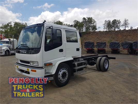 1997 Isuzu FTR 800 Pengelly Truck & Trailer Sales & Service - Trucks for Sale