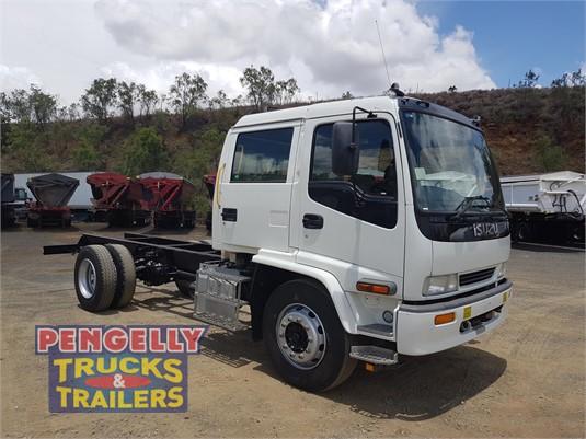 1997 Isuzu FTR 800 Pengelly Truck & Trailer Sales & Service - Trucks for Sale
