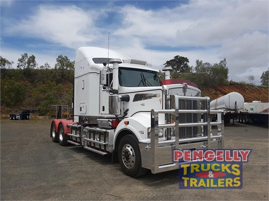 2012 Kenworth T909 Pengelly Truck & Trailer Sales & Service - Trucks for Sale