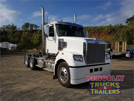 2014 Freightliner Coronado Pengelly Truck & Trailer Sales & Service - Trucks for Sale