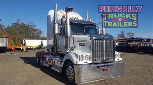 2012 Western Star 4864FXB Pengelly Truck & Trailer Sales & Service - Trucks for Sale