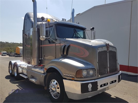 2002 Kenworth T404 - Trucks for Sale