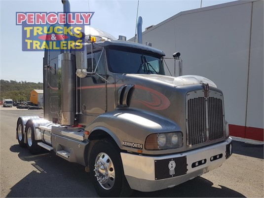 2002 Kenworth T404 Pengelly Truck & Trailer Sales & Service - Trucks for Sale