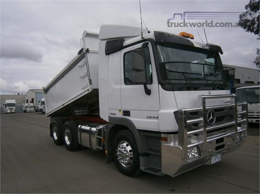 2012 Mercedes Benz Actros 2644 Westar - Trucks for Sale
