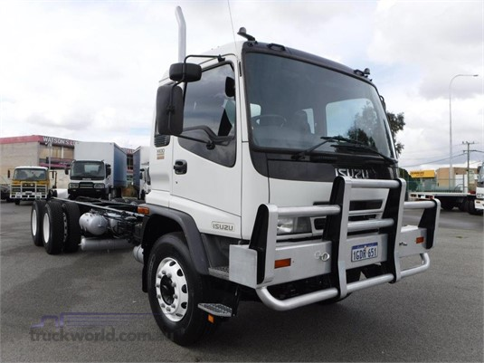 2007 Isuzu FVM 1400 Raytone Trucks - Trucks for Sale