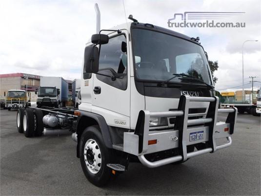 2007 Isuzu FVM 1400 Trucks for Sale