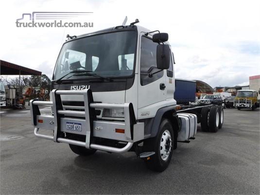 2007 Isuzu FVM 1400 Raytone Trucks - Trucks for Sale