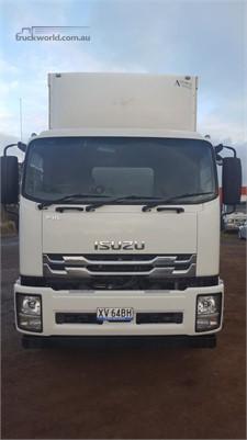 2018 Isuzu FVL 240 300 AUTO LWB Trucks for Sale