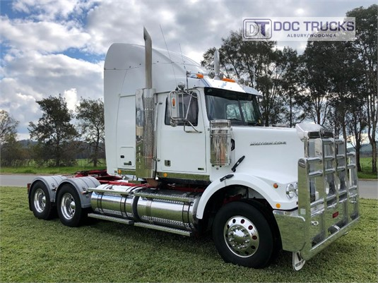 2011 Western Star 4800 DOC Trucks - Trucks for Sale