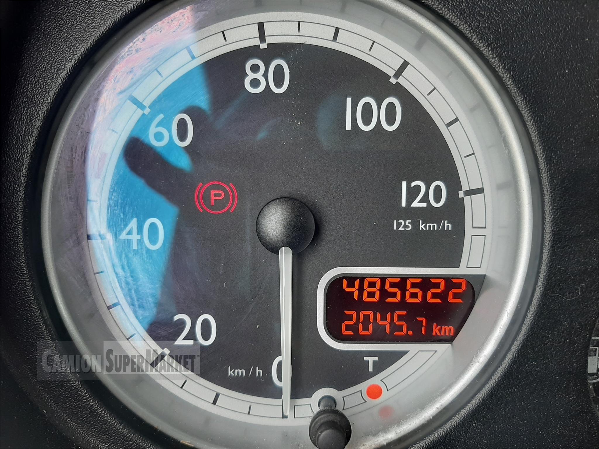 Daf CF85.460 used 2009