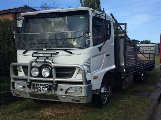 2004 Hino FD1J - Trucks for Sale